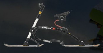 B6B Skibike Black Edition